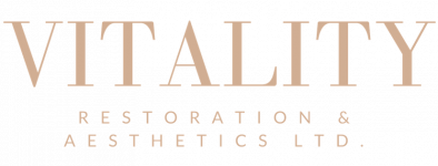 vitality text logo